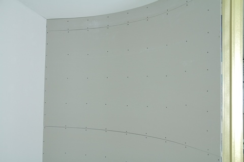 cach thi cong tuong thach cao gypwall curve buoc 8